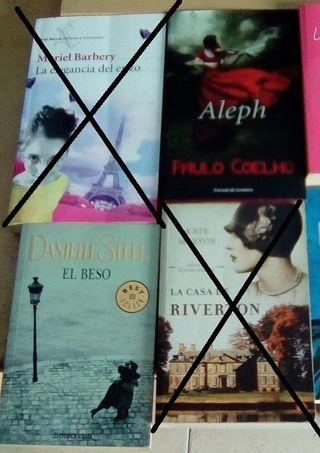 Novelas a 1 €