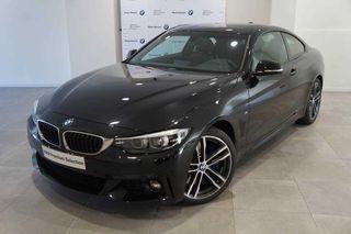 BMW Serie 4 Coupé 430i M-Sport Automático 252cv Mod F32 EU 6