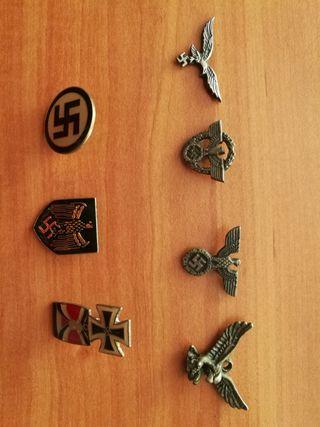 insignias nazis