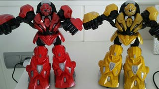 Robots Street-fighters