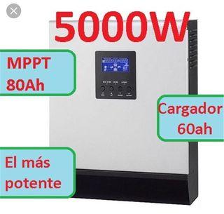 Inversor Solar de 5000w /24 V
