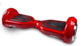 Hoverboard Innjoo Scooter Eléctrico H2 Rojo