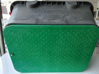 arqueta rectangular