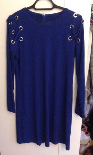 Robe Bleu T38
