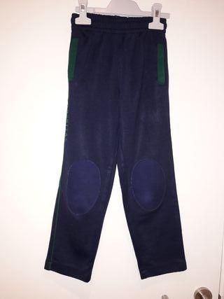Pantalón chandal Humanitas T.6