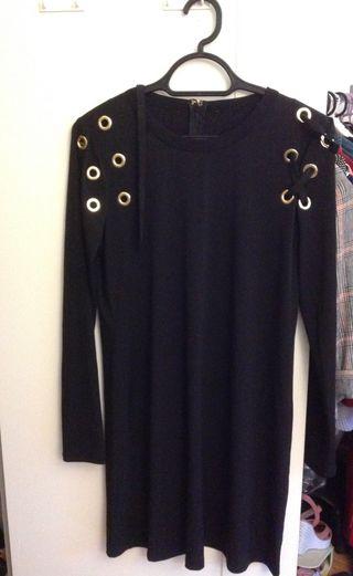 Robe Noir Sympa