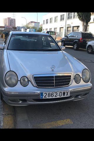 Vendo Mercedes Automatico