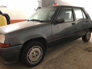 renault 5p diesel 1990