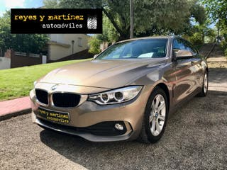 BMW Serie 4 2016 418D GRAND COUPE