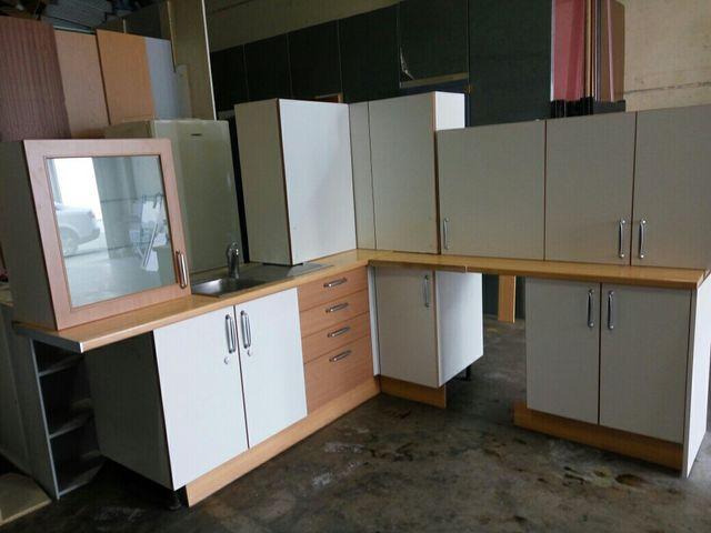 Muebles de cocina de segunda mano por 300 € en Guadalajara en WALLAPOP