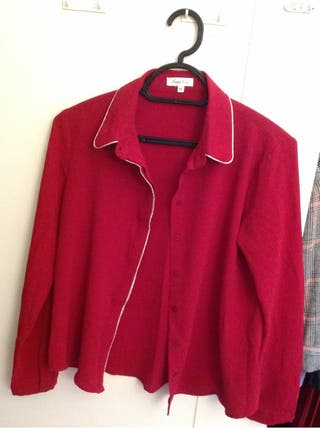 Chemise Rouge Taille M