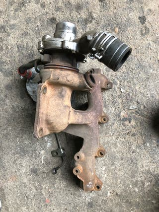 Turbo ford focus 1.8 tddi