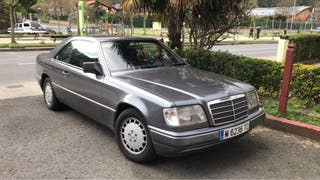 mercedes-benz Clase E Coupe 1994