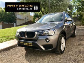BMW X3 2017 2.0D X DRIVE 190CV AUTOMATICO