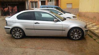 BMW Serie 320 compact AVERIADO