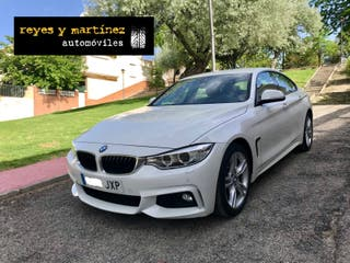 BMW Serie 4 2017 GRAND COUPE PAQUETE M