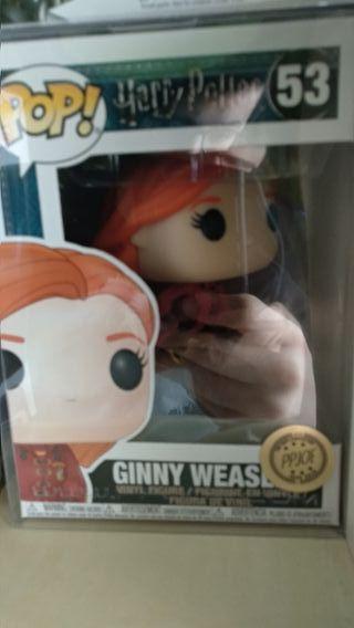 Funko POP Ginny Weasly