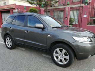 Hyundai Santa Fe 2.2 CRDI 155 cv 4x4 7 plazas