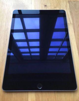 iPad 2017 32gb gris espacial en garantía