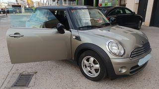 Mini Couper Diésel Automático 2010