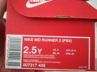 zapatillas deporte Nike niño 33 34