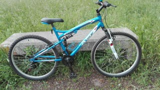 Vendo bici x no poder usar.