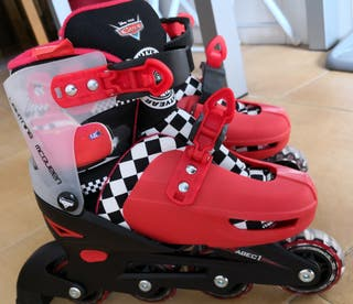 Patines 31 a 34 Rayo Mc Queen