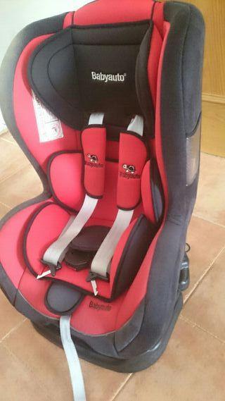 silla bebe para el coche