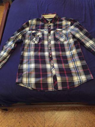 Camisa pull & bear