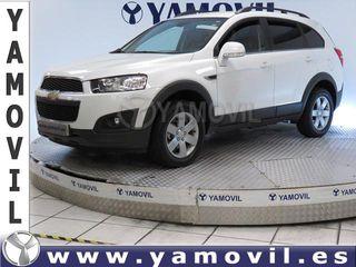 Chevrolet Captiva 2.2 VCDI 16V LT Plazas FWD 120 kW (163 CV)