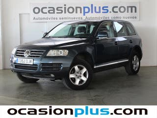 Volkswagen Touareg 2.5 TDI R5 Tiptronic 128 kW (174 CV)