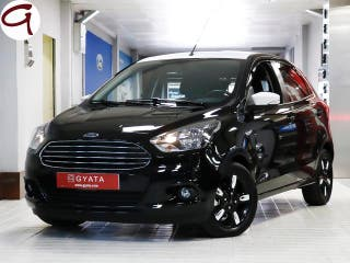 Ford Ka+ 1.2 Ti-VCT BlackANDWhite Edition 63 kW (85 CV)