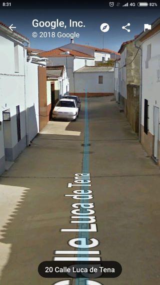 terreno en Zorita (Cáceres)