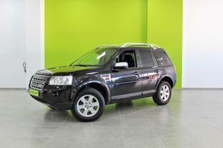 Land Rover Freelander - CON BOLA DE REMOLQUE.