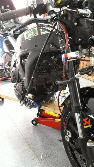 motor r6r