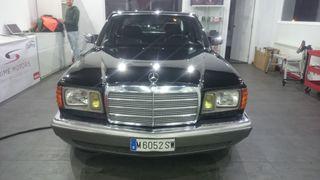 Mercedes-benz Clase S 1981