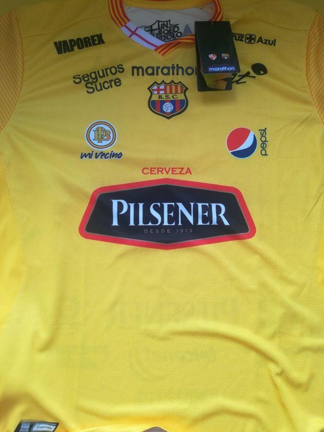 Camiseta Barcelona De Guayaquil de segunda mano por 30 € en Zizur ... 22b77308440