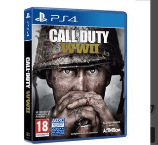 Call of duty WW2 URGE