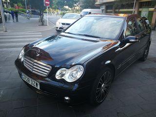 Mercedes-benz Clase C CDI 2006
