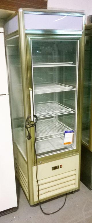Armarios expositores refrigerados 4 caras cristal