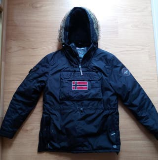 PARKA GEOGRAPHICAL NORWAY NEGRA (Talla L)