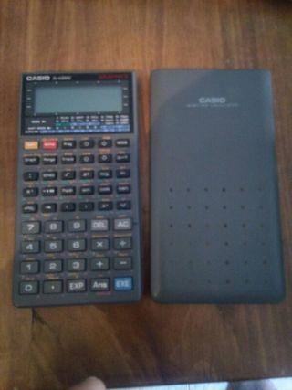 calculadora casio fx-6300G
