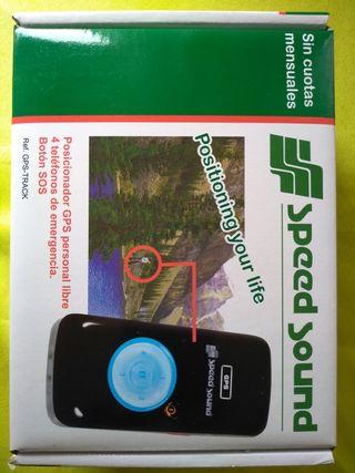 Localizador GPS para vehiculos