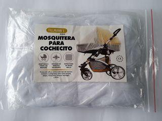 ww653 Mosquitera Carrito Bebé 2 Unidades