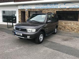 Tata Grand Safari 140cv