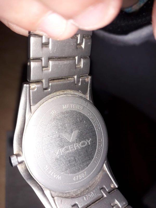 reloj viceroy