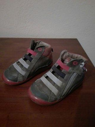 botas de niño garvalin