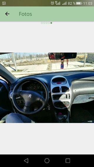 Peugeot 206 1.9d xtd