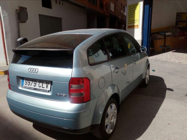 Audi A2 2004