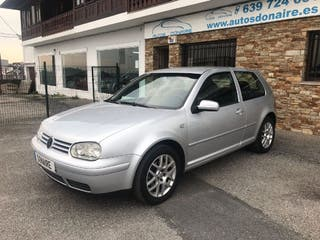 Volkswagen Golf TDi 100cv **varios**